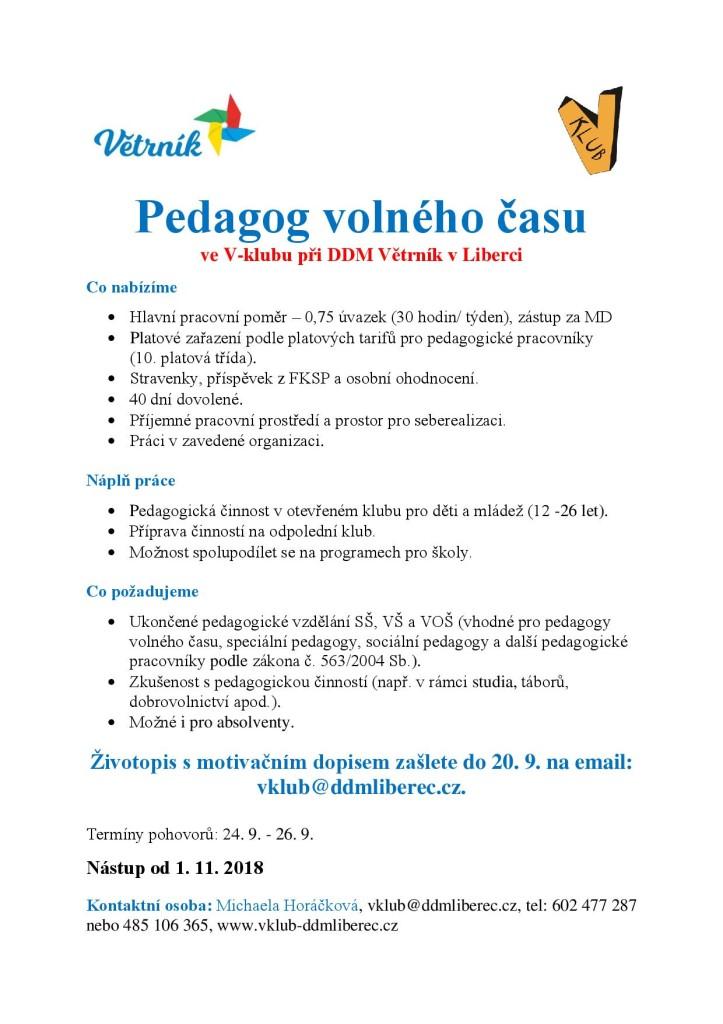 Pedagog volného času V-klub-page-001